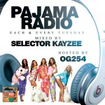 PJR012onMWR : Pajama Radio Show - PowerMix Tuesday